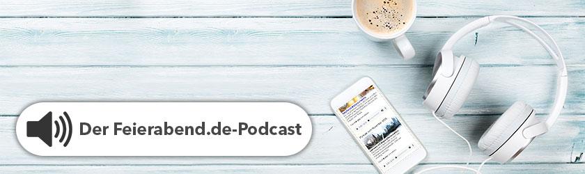 Feierabend.de-Podcast